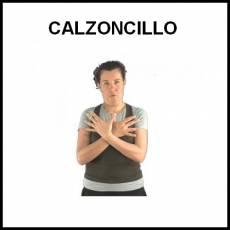 CALZONCILLO - Signo