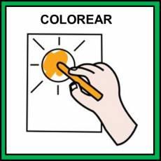 COLOREAR - Pictograma (color)