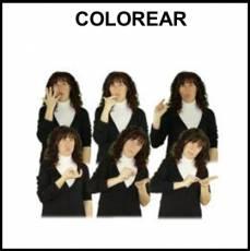 COLOREAR - Signo