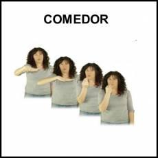 COMEDOR (COLECTIVO) - Signo