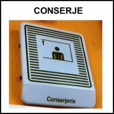 CONSERJE (HOMBRE) - Foto