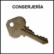 CONSERJERÍA - Foto