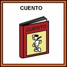 CUENTO - Pictograma (color)