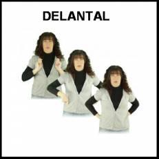 DELANTAL - Signo