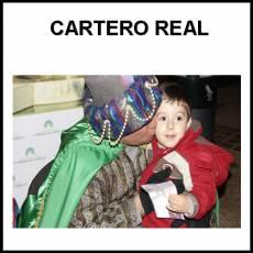CARTERO REAL - Foto