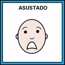 ASUSTADO - Pictograma (color)