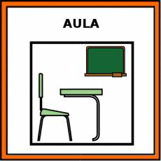 AULA - Pictograma (color)