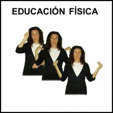 EDUCACIÓN FÍSICA - Signo