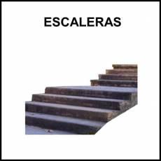 ESCALERAS - Foto