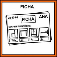 FICHA - Pictograma (color)