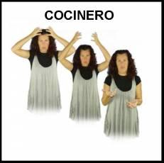 COCINERO - Signo