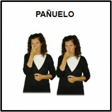 PAÑUELO (TELA) - Signo