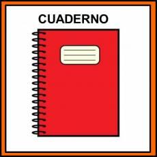 CUADERNO - Pictograma (color)