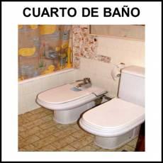 CUARTO DE BAÑO - Foto
