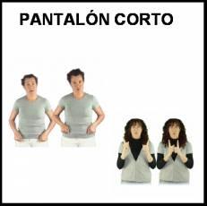 PANTALÓN CORTO - Signo