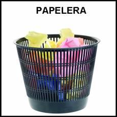 PAPELERA - Foto