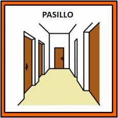 PASILLO - Pictograma (color)
