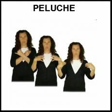 PELUCHE - Signo