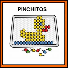 PINCHITOS - Pictograma (color)