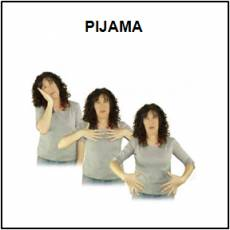 PIJAMA - Signo