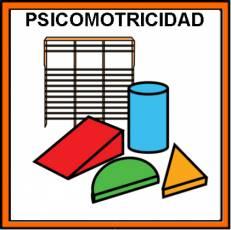 PSICOMOTRICIDAD - Pictograma (color)