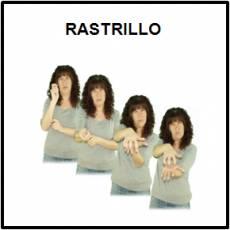 RASTRILLO - Signo