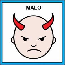 MALO - Pictograma (color)