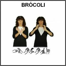 BRÓCOLI - Signo