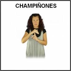 CHAMPIÑONES - Signo