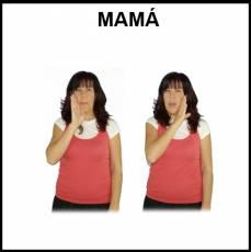MAMÁ - Signo