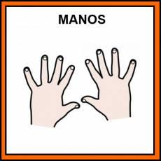 MANOS - Pictograma (color)