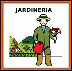JARDINERÍA - Pictograma (color)