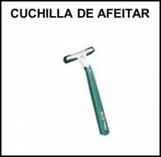 CUCHILLA DE AFEITAR - Foto