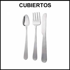 CUBIERTOS - Foto
