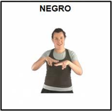 NEGRO - Signo