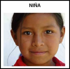NIÑA - Foto
