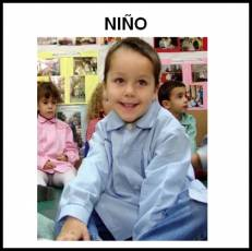 NIÑO - Foto