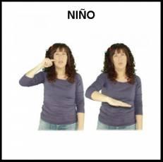 NIÑO - Signo