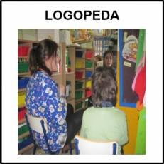 LOGOPEDA (MUJER) - Foto