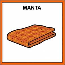 MANTA - Pictograma (color)
