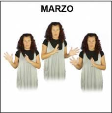 MARZO - Signo