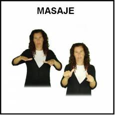 MASAJE - Signo