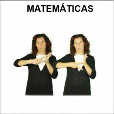 MATEMÁTICAS - Signo