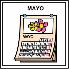 MAYO - Pictograma (color)