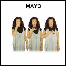 MAYO - Signo