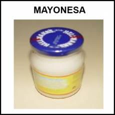 MAYONESA - Foto