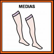 MEDIAS - Pictograma (color)