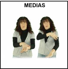 MEDIAS - Signo