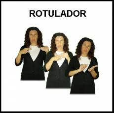 ROTULADOR - Signo