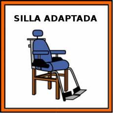 SILLA ADAPTADA - Pictograma (color)